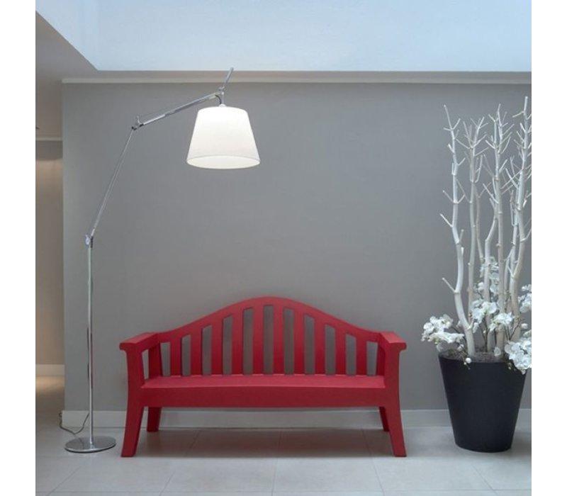 Tolomeo lampadaire Mega Terra - LED