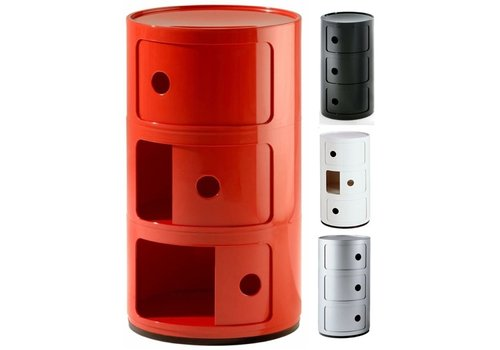 Kartell Componibili 3 portes
