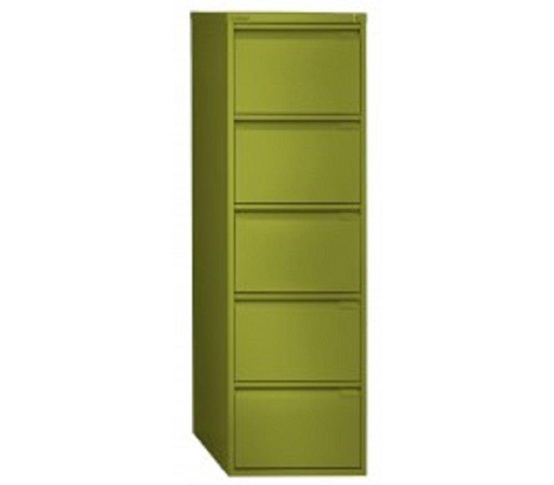 Armoire à rangement suspendu - 5 tiroirs -Color