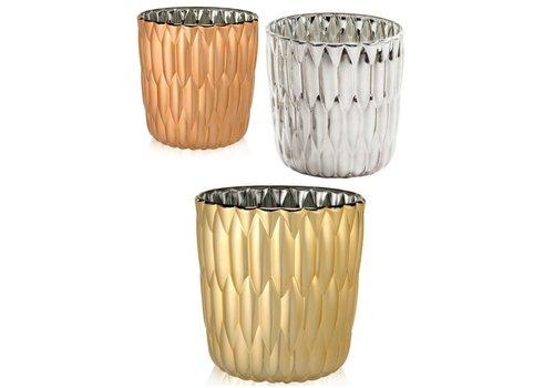 Kartell Jelly vaas - Nieuwe kleuren