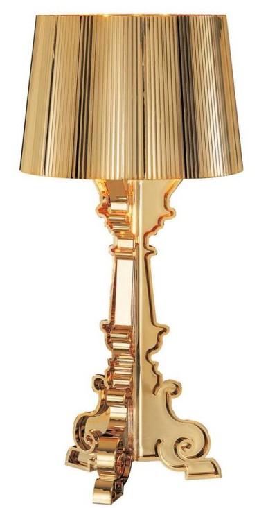 bourgie lampe en or brand new office. Black Bedroom Furniture Sets. Home Design Ideas