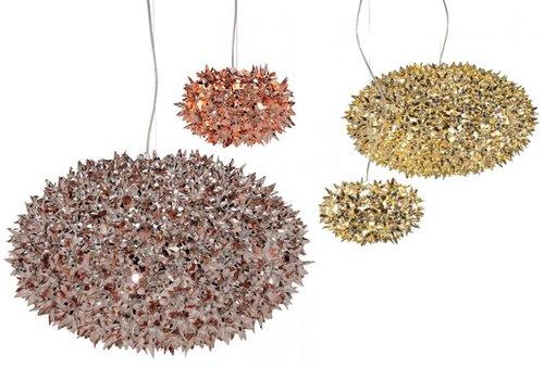 Kartell Bloom suspension - Coloris nouveau