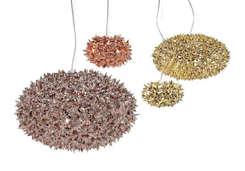 Kartell Bloom suspension - Coloris nouveau