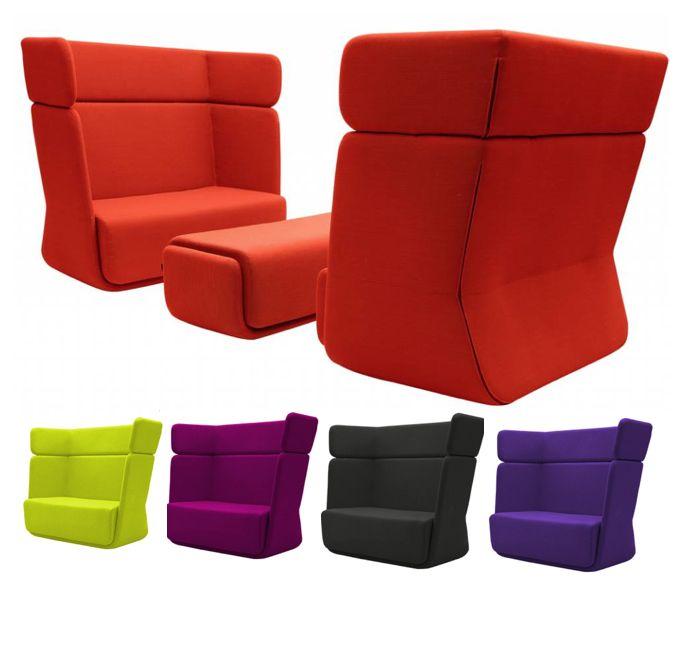 softline basket canap haut bas brand new office. Black Bedroom Furniture Sets. Home Design Ideas