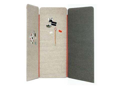 BuzziSpace BuzziScreen Scheidingswand 200cm