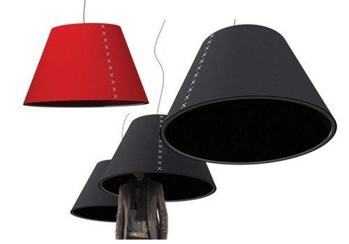 BuzziSpace Shade pendant lampe suspendue