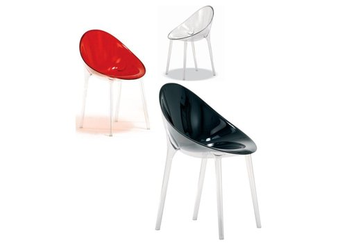 Kartell Mr. Impossible kuipstoel