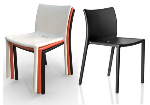 Magis Air chair stoel zonder armleuning