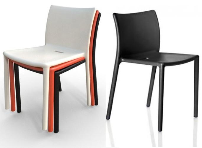 Stoel Zonder Leuning : Air chair stoel brand new office
