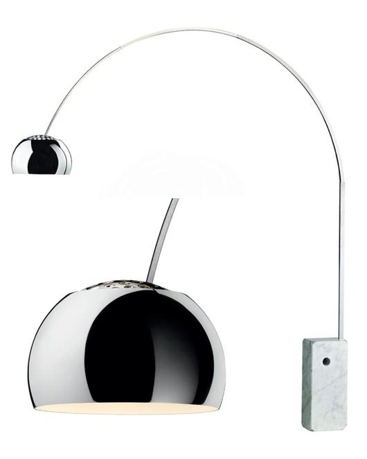 flos arco staande lamp brand new office