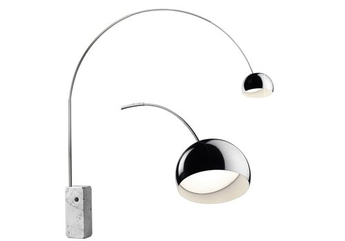 FLOS Arco staande lamp LED
