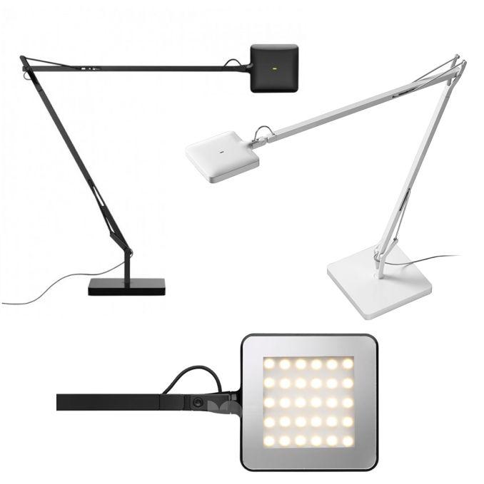 lampe de bureau kelvin led. Black Bedroom Furniture Sets. Home Design Ideas
