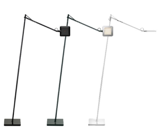 flos kelvin led f vloerlamp brand new office. Black Bedroom Furniture Sets. Home Design Ideas