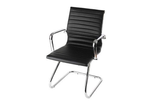 BNO Torno chaise visiteur en cuir