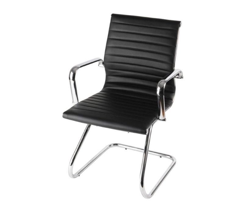 Torno fauteuil de direction en cuir brand new office for Chaise visiteur