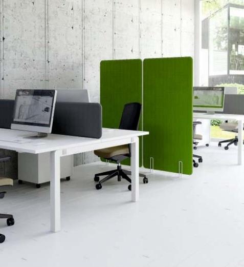 Sonic kamerscherm scheidingswand brand new office - Decoreer zijn professionele kantoor ...
