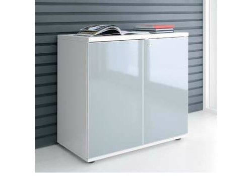 Mdd Armoire basse Gloss