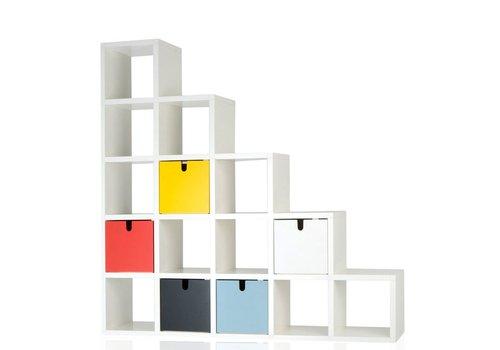 Kartell Polvara Modular boekenkastsysteem