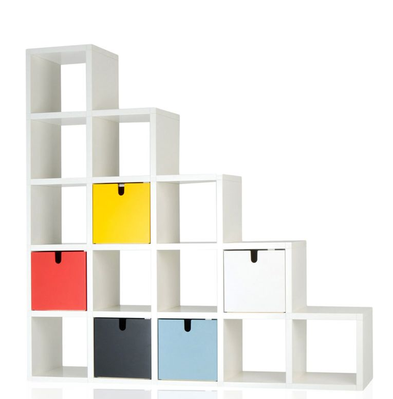 Polvara Modular boekenkastsysteem - Brand New Office