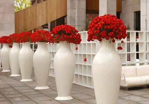 Kartell Misses Flower Power vase