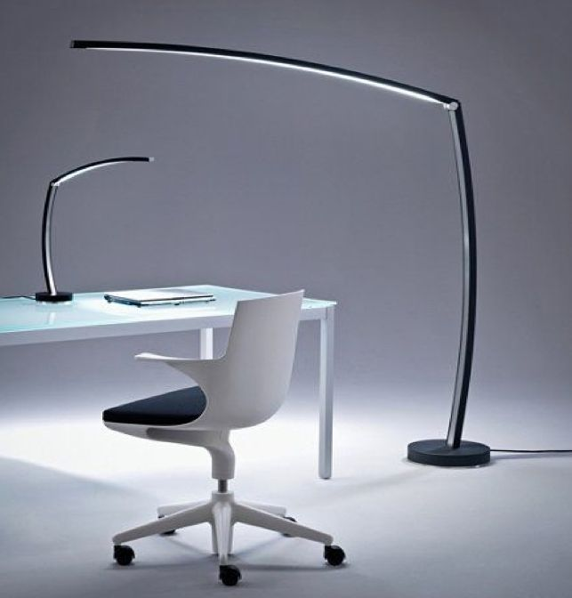 idl ciconia led staande lamp brand new office
