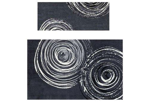 Kleen-Tex Swirl deurmat