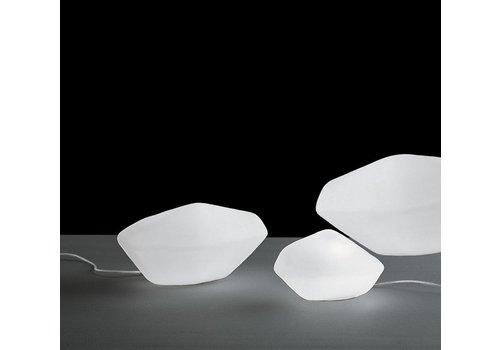Oluce Stones lampe d'intérieur/extérieur