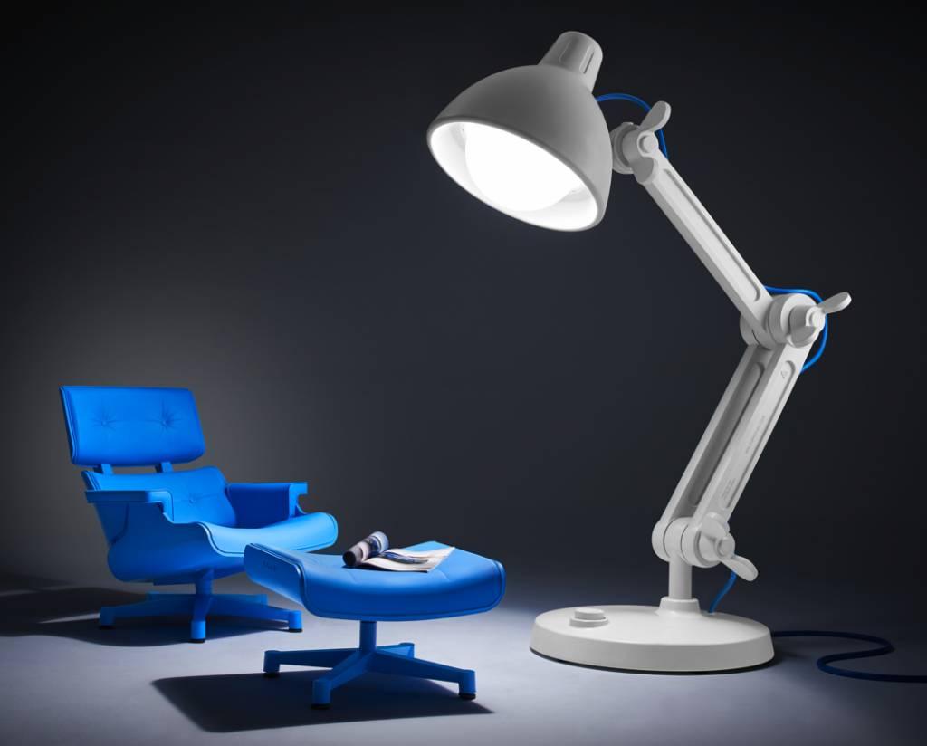 Staande lampen vloerlampen design lampen bij bno for Topdeq lampen