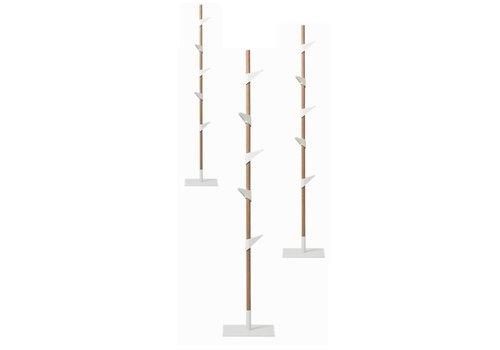 Cascando Bamboo 1 staande kapstok