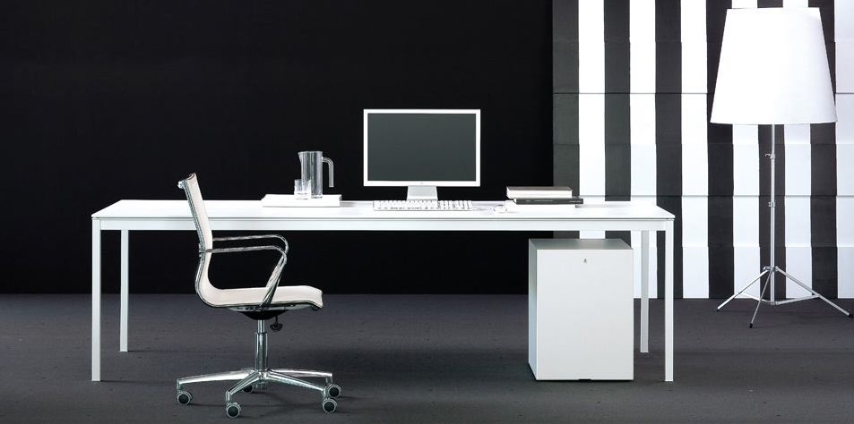 fantoni linea bn vergadertafel 200 250 300cm brand new office. Black Bedroom Furniture Sets. Home Design Ideas
