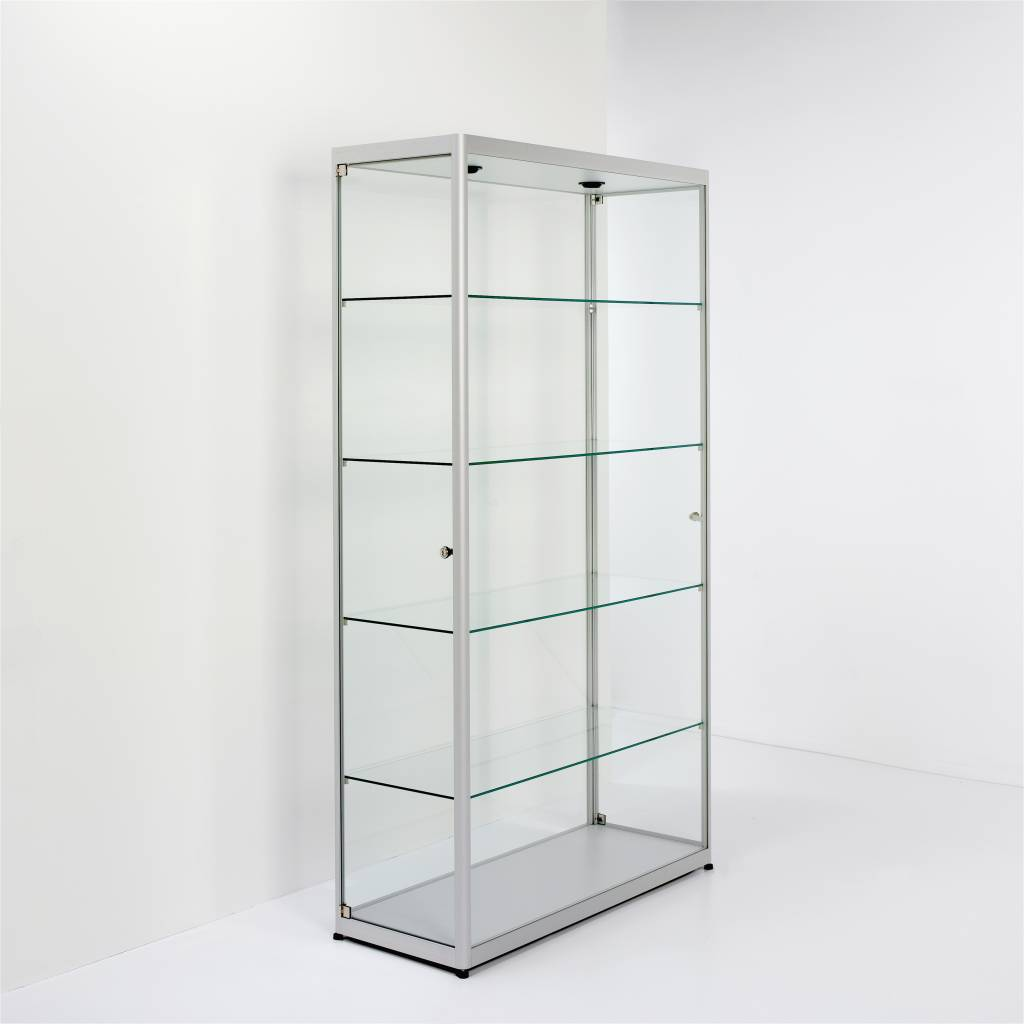 van esch vitrine pictor avec spot l100 brand new office. Black Bedroom Furniture Sets. Home Design Ideas