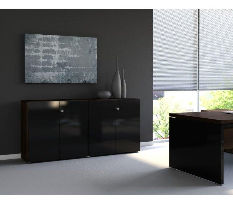 mito classeur avec portes brillants brand new office. Black Bedroom Furniture Sets. Home Design Ideas