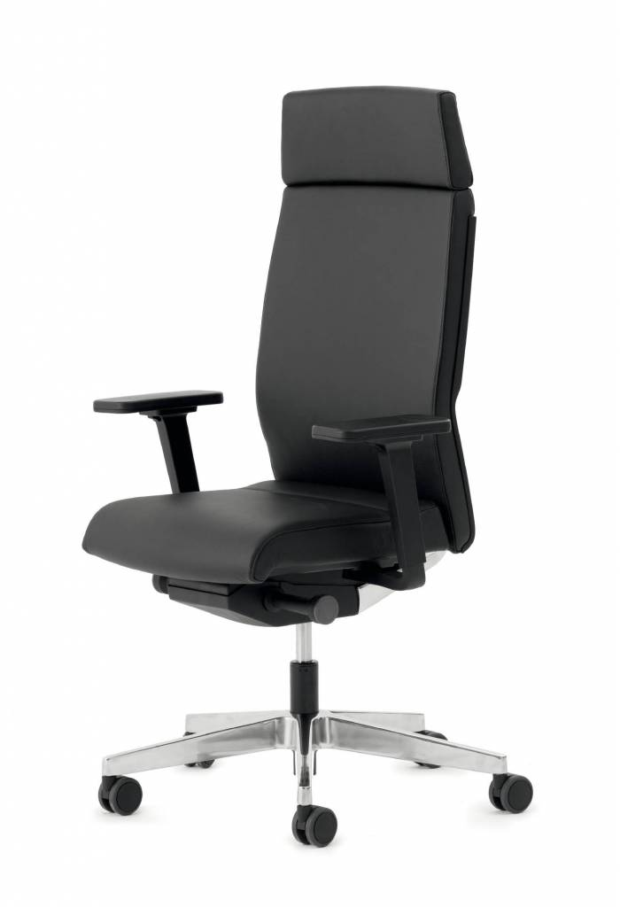 interstuhl yos enjoy de luxe fauteuil de direction cuir nappa brand new office. Black Bedroom Furniture Sets. Home Design Ideas