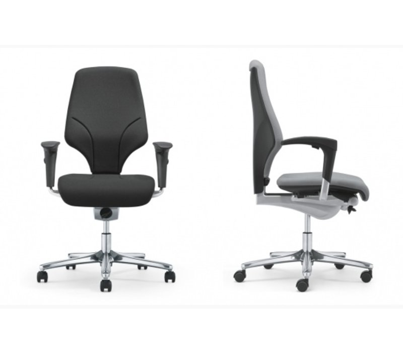 Giroflex fauteuil de bureau 353 brand new office for Bureau des douanes 64