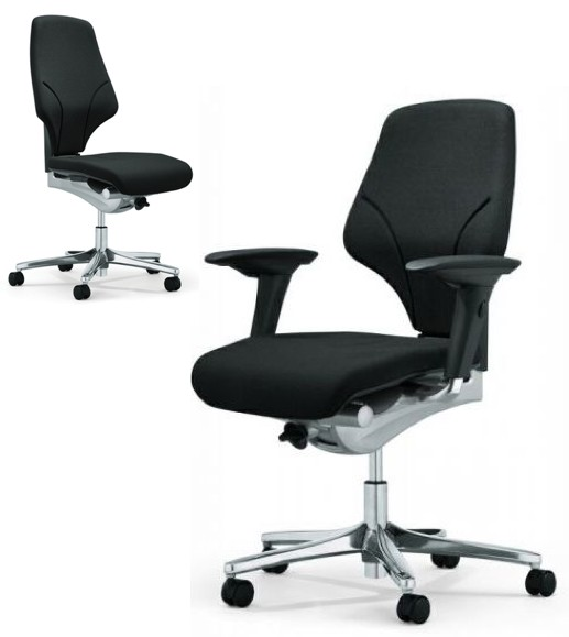 Giroflex fauteuil de bureau 353 brand new office for Chaise de bureau originale