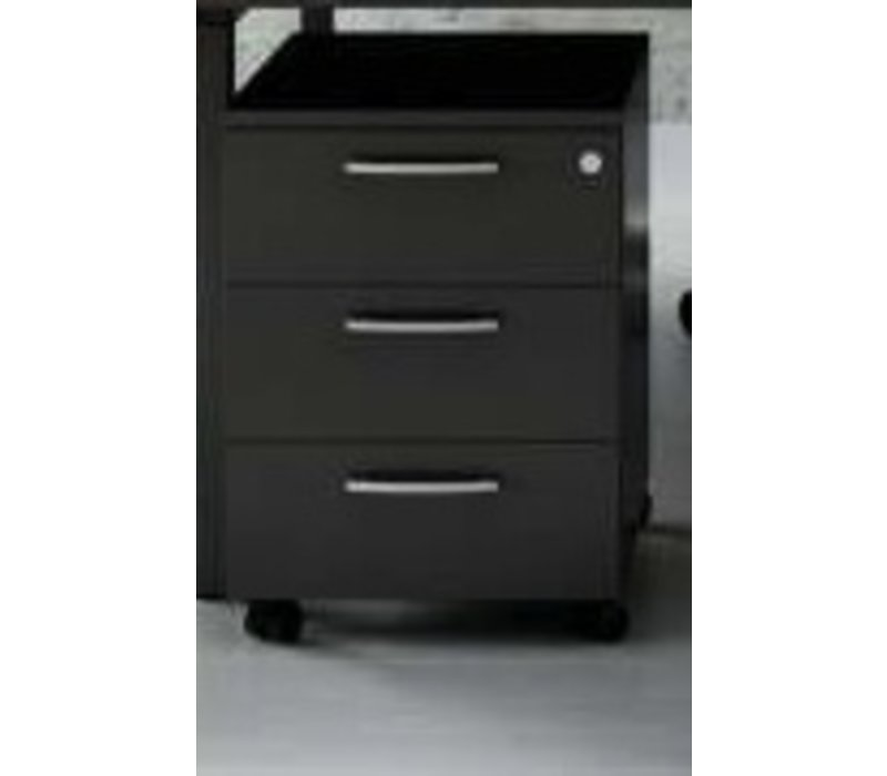 standard caisson roulettes brand new office. Black Bedroom Furniture Sets. Home Design Ideas