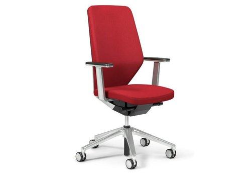 Giroflex 656 bureaustoel  met of zonder armleuning