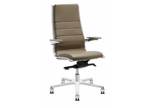 Sitland Sit-It directie bureaustoel - leder