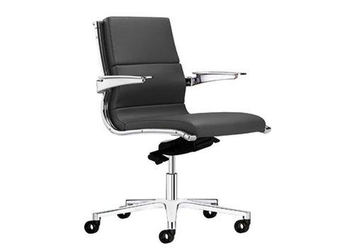 Sitland Sit-It bureaustoel - leder