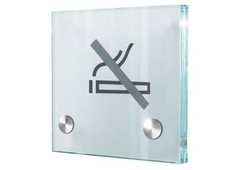 Sign Systems Cristallo plaques de porte - 5h x 15l x 2,8p cm
