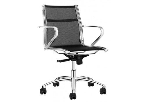 Sitland Ice Manager fauteuil de bureau - Résille élastique respirant
