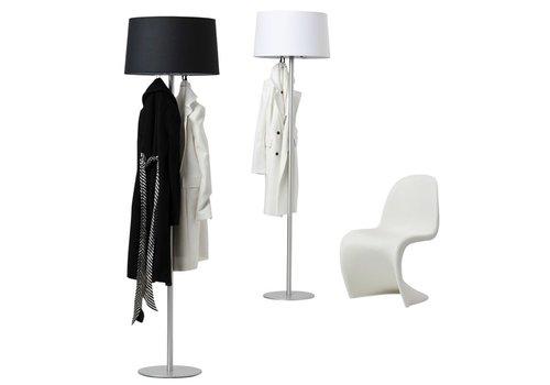 Cascando Coatlamp porte-manteau - lampadaire