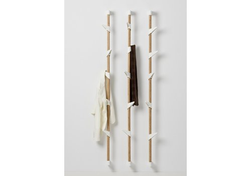 Cascando Bamboo wall 180 wandkapstok