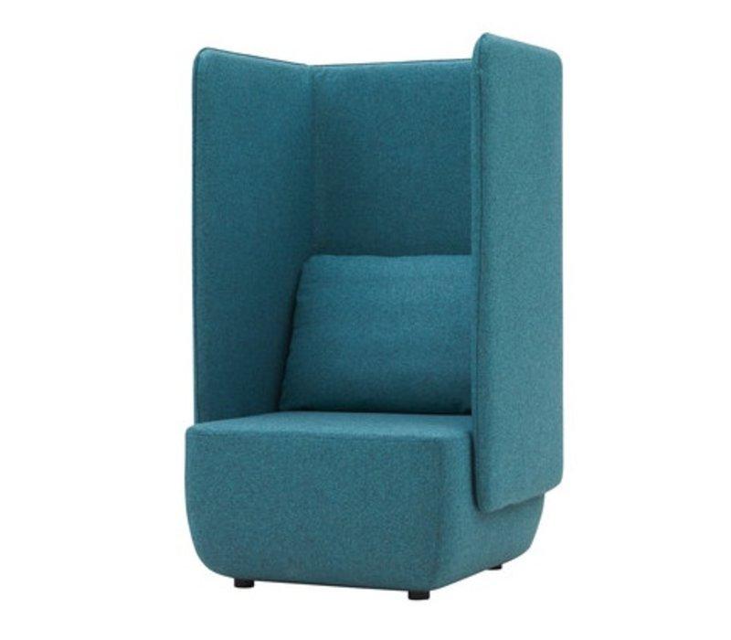 Opera chair hoog/laag