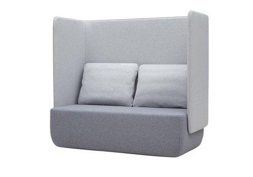 Softline Opera Sofa, hoog/laag