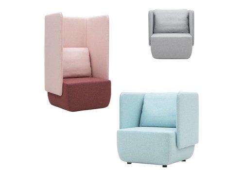 Softline Opera chair, haut ou bas