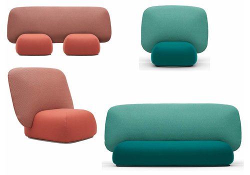 Softline HALO modulaire Sofa/chair