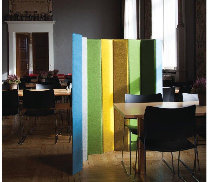 mixmax cloison flexible brand new office. Black Bedroom Furniture Sets. Home Design Ideas