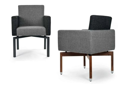 Riccardo Rivoli Pantarei fauteuil - 4 pieds
