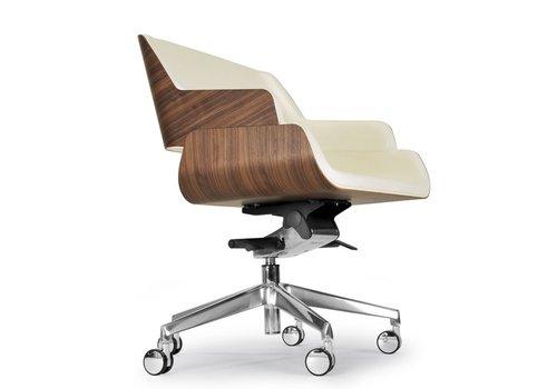 Riccardo Rivoli Rose fauteuil de direction